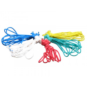 Chicken Loops - 8cm Yellow 1000 Pack-0