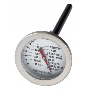 Dial Probe Thermometer - For Meat-0