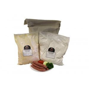 Best Beef / M1 Amazing Beef Sausage Meal 3.75kg-0