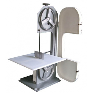 Bandsaw - Fountain Meat Saw - Die-Cast Aluminium Frame NOTE: INCLUDES 1 X SPARE 2000MM BLADE-0