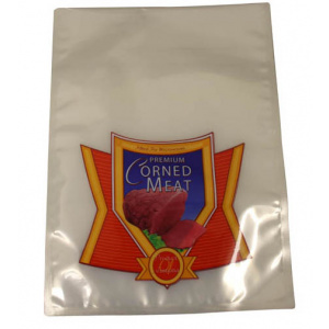 Corned Meat Vacuum Pouch - 255 x 325mm-0