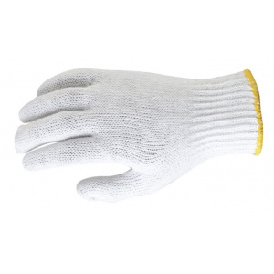 Cotton Knit Gloves Small (Ladies) - Pair-0