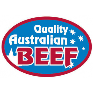 Meat Display Label - Australian Quality Beef Roll of 500-0