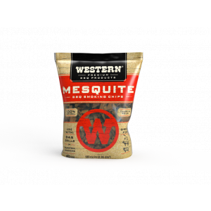WESTERN Mesquite Wood Chips 750g-0