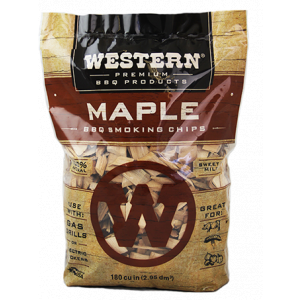 WESTERN Maple Wood Chips 750g-0